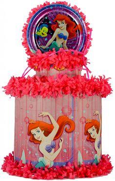 World of Pinatas - Little Mermaid Pinata, $27.99 (http://www.worldofpinatas.com/little-mermaid-pinata/)
