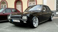 Ford Escort, Escort Mk1, Toyota Corolla 2010, Ford Capri, Ford Classic Cars, Old Fords, Classic Motors, Top Cars, Car Ford