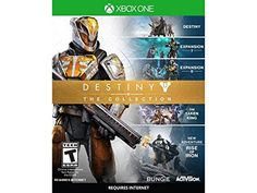 "Name: #Destiny Collection Brand: #Activision Platform: Xbox One Genre: Shooter Model: 047875879713 ESRB Rating: T - Teen Features: ""Destiny - The Collection conta..."