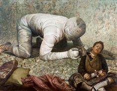 Donald Kuspit on Vincent Desiderio's paintings, 2011 - artnet Magazine