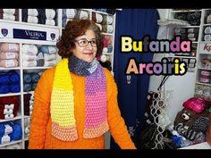 Bufanda Arcoiris. Tejido a ganchillo Fashion, Rats, Yarns, Tejidos, Blouses, Moda, Fashion Styles, Fasion