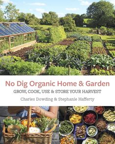 Burra reviews the No Dig Home and Garden and finds an excellent, informative book on no dig organic gardening in perfect harmony with the household too.