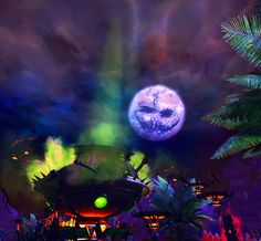 Screenshot // Guild Wars 2 // Halloween // Lions Arch © 2015 ArenaNet, LLC. All rights reserved.