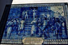 Cena Histórica. Cidade de Bragança