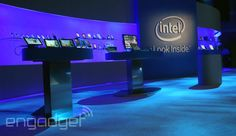 Intel is now delivering its first 14-nanometer Atom system on a chip, previously nicknamed Cherry Trail. | #Intel #Atom #CES2015 #CherryTrail