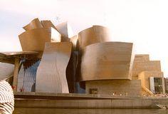 Museo Guggenheim, de Frank O, Gehry, inaugurado el 18 de Octubre de 1997.