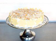 Recept tårta till jul Bagan, Fika, Christmas Goodies, Something Sweet, Let Them Eat Cake, White Christmas, Baked Goods, Bakery, Deserts