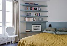 etagere tete de lit | Elements