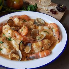 Recipe For 4, Food To Make, Shrimp, Seafood, Favorite Recipes, Meat, Cooking, Gourmet, Home