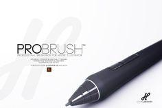 FREE this week - June 8 - Brush | ProBrush™ by Leonard Posavec on Creative Market