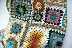 Wise Craft:  Granny square sampler