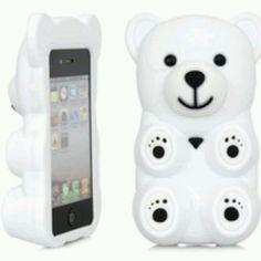 bear phone case | Via Payton Williams