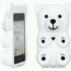 bear phone case | Via Payton Williams