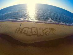 Рисунки на песке Тима Хукстры (20 фото)