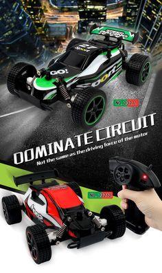 23211 23212 1/20 Alta velocidad RC Racing Drift Car Unidad de onda Camión eléctrico Juguetes para vehículos todo terreno RTR 2.4G
