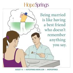 Too funny! REPIN this #HopeSprings meme if you know the feeling!