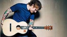 Ed Sheeran: I have a thing for gingers, I have a thing for tattoos, I have a thing for musicians, and I have a thing for British dudes. Ed sheeran is my unicorn! Maisie Williams, Edward Christopher Sheeran, Ed Sheeran Love, I Love Him, My Love, Fun Loving, Best Albums, Love Songs, A Team