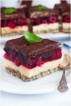Fruit Recipes, Sweet Recipes, Cookie Recipes, Dessert Recipes, Just Desserts, Delicious Desserts, Vegan Junk Food, Polish Recipes, Pumpkin Cheesecake