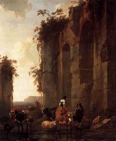 Nicolaes Pietersz Berchem, 1658