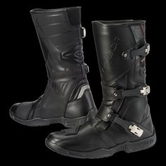 Forma Unisex-Adult Adventure Low Boots Black, Size 9 US//Size 43 Euro