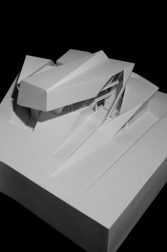 Model - Walkways to Architecture.