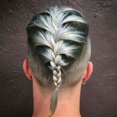 Braids For Men - 15 Braided Hairstyles For Guys - Men's Hairstyles and Haircuts…
