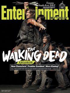 Daryl Dixon, EW Magazine