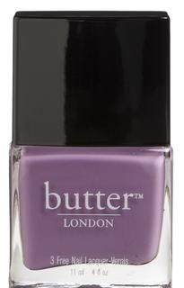 Scoundrel      A medium tone purplish-mauve that can appear darker or lighter depending on what clothing you are wearing.