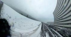 Feb/8/11:35 SnowDay, TOKYO, 2014 [LINK] Spherical Image | RICOH THETA.