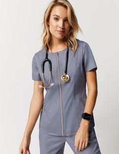 Rose Medical, Scrubs Outfit, Lab Coats, Medical Uniforms, Womens Scrubs, Medical Scrubs, Scrub Pants, Scrub Tops, Biker