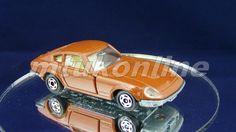 TOMICA 058A NISSAN FAIRLADY 240ZG | 1/60 | JAPAN | 058A-19 | BROWN | RARE Old Models, Diecast, Nissan, Auction, Vans, Trucks, Japan, Contemporary, Best Deals