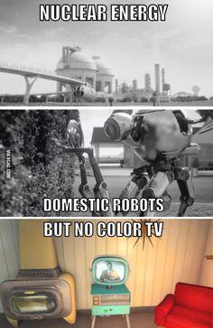 Fallout 76 has it Fallout 3, Fallout 4 Funny, Fallout Facts, Fallout New Vegas, Video Game Memes, Video Games Funny, Funny Games, Funny Videos, Gamer Humor