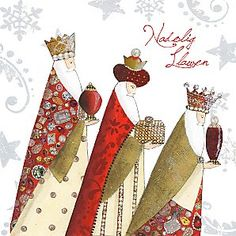 christmas cards of the three wise men Charity Christmas Cards, Christmas Card Packs, Christmas Card Images, Christmas Cards To Make, Vintage Christmas Cards, Christmas Pictures, Xmas Cards, Christmas Greetings, Vintage Cards