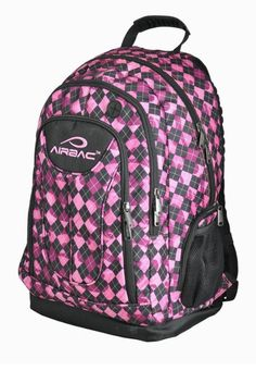 5th Grade here we come! Our not so little girl will need a not-so-little-girl school bag and this Airbac backpack in pink & purple looks like the perfect transition :) Bye-bye Pottery Barn Backpack Rollers :(