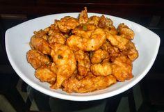 My Cooking Experiment Orange Chicken, Shrimp, Meat, Cooking, Experiment, Food, Orange Glazed Chicken, Kitchen, Essen