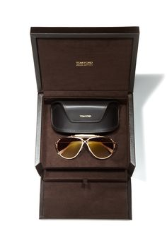 Tom Ford Brille mit Kasten
