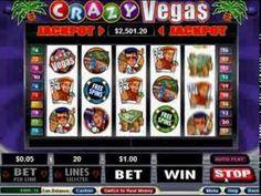 Free Slots Online | Crazy Vegas Online Casino Game