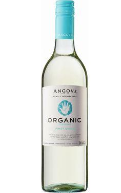 Angove Organic Pinot Grigio 2019 South Australia - 6 Bottles Organic Roses, Tropical Fruits, Sauvignon Blanc, Pork Dishes, Roast Chicken, South Australia, White Wine, Wines, Vodka Bottle