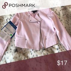Blazer Jacket Baby pink blazer. Never worn with tags still on! Metaphor Jackets & Coats Blazers