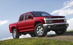 Top 6 Chevy Trucks Ever Made - 2012 #Chevy Colorado