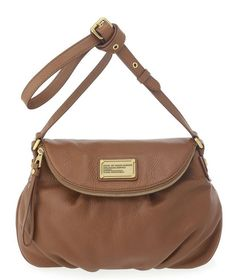 Marc by Marc Jacobs Classic Q Natasha bag in Smoked Almond...LOVE this color!