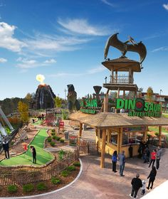 Book your tickets online for Dinosaur Adventure Golf, Niagara Falls: See 710 reviews, articles, and 201 photos of Dinosaur Adventure Golf, ranked No.7 on TripAdvisor among 39 attractions in Niagara Falls.