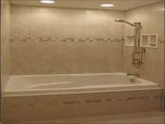 The Great Simple Elegant Bathroom Tile Design Ideas for Your House ...