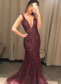 Gala Dresses, Lace Evening Dresses, Plus Dresses, Evening Gowns, Nice Dresses, Formal Dresses, Burgundy Quinceanera Dresses, I Dress, Party Dress