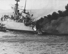 HMS Ardent Falkalnds
