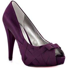 Marni - Purple Crystal Satin - 89.99