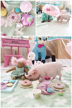 A+tea+party+fit+for+a+princess+and+a+pig+»+Live+Sweet+Photography,+Portrait+Photographer