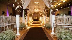 Teka Monteiro Decorações oferece serviços personalizados em Decoração Floral para Casamentos - Noiva - Noiva & Festas