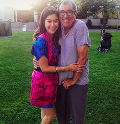 Dianne Doan and Kenny Ortega Disney Channel Movies, Disney Channel Descendants, A Girl Like Me, My Love, Zachary Gibson, Dianne Doan, Made Me Glad, Kenny Ortega, Rotten To The Core