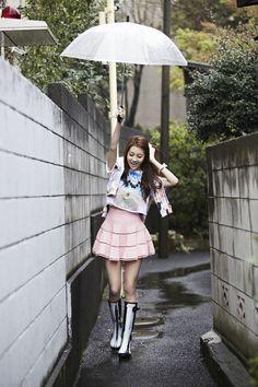 Korean Magazine Lovers (Girl's Day - Ring My Bell)